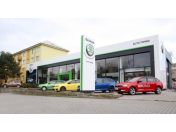 Autosalon AUTO TOMAN Havířov – vozy Škoda