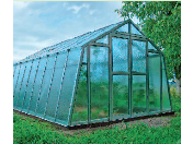 Při výběru vhodného skleníku se soustřeďte na materiál výplně