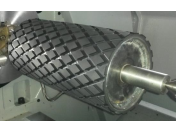 AGT ZLIN: Manufacture of grooved rubberized rollers