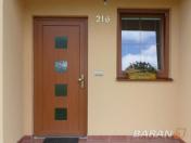 Kvalitní dřevěná okna a dveře vyrábí BARAN – FMB Opava
