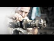 Nedestruktivní zkoušky strojních částí i kompletních strojů