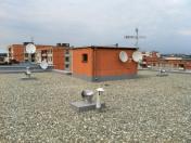 Fóliové izolace ochrání dům před prosakující vodou