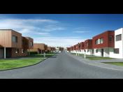 Projekt Hruškový sad – výstavba a nabídka řadových domů v Ostravě