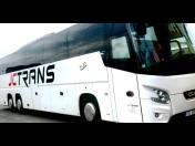 JC TRANS, to je spolehlivá a zejména bezpečná autobusová doprava