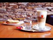 Caffé bar Rosso Nero: kavárna, která má co nabídnout
