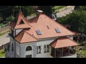 Kvalitní a pevnou střechu postaví firma IQ KONSTRUKT s.r.o.