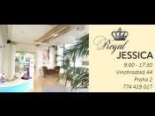 Royal Jessica Salon a manikúra Jessica se postarají o dokonalé a krásné nehty