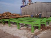 Výroba a servis dřevařských strojů pro zpracování pilařských výřezů