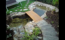 Realizace zahrad na klíč
