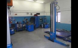 Pneuservis Znojmo zajistí profesionální výměnu pneumatik i jejich uskladnění.