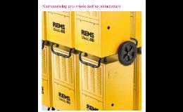 Elektrický odvlhčovač vzduchu pro každou stavbu
