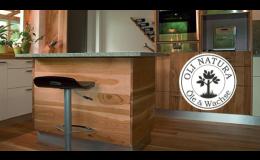 Oleje na dřevo prodlouží životnost vašeho nábytku