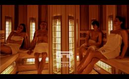 Klasickou finskou saunu, bio či infra saunu a další možnosti saunování vyzkoušejte v hotelu Jezerka.