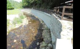 Rekonstruce vodních toků