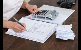 Pomůžeme vám s mzdovým účetnictvím i daňovým přiznáním