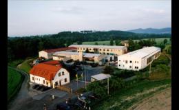 areál společnosti SITAP, s.r.o., Horní Újezd
