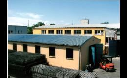 současná podoba areálu firmy SITAP, s.r.o.