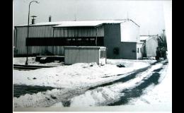 dřívější podoba areálu firmy SITAP, s.r.o.