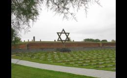 Terezín nám připomíná oběti druhé světové války