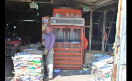 Tříděním odpadů šetříte životní prostředí