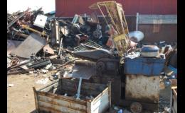 Firma Suroviny Jaromír Plundra se specializuje na šetrné zpracování nepotřebného odpadu