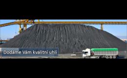 Uhlí, koks nebo biomasa - dodáme i ve velkoobjemovém množství