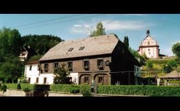 Penzion Dřevák láká na krásné okolí Českého Švýcarska