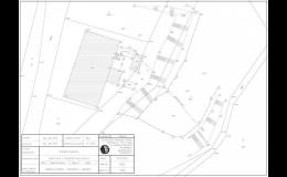 zaměření inženýrských, Geodetická kancelář Semily