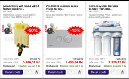 Instalační materiál pro vodu, plyn, kanalizaci, topení, Instal-Renč s.r.o.