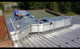 Klimatizace, klimatizační jednotky, rekuperace, Opava
