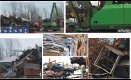Sběrné suroviny a výkup kovového odpadu Demonta