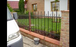 Zámečnictví HSV, Jičín: ploty na míru
