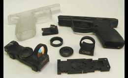 Formy pro vstřikování plastů – jedno a dvou komponentní