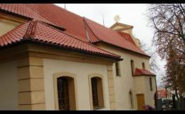 Prejzová střecha a její pokládka, Střechy Vrňata a Žačík s.r.o.