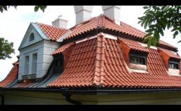 Prejzová střecha, Střechy Vrňata a Žačík s.r.o.