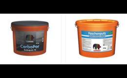 Akrylátové a silikonové fasádní barvy, ABC barvy s.r.o.