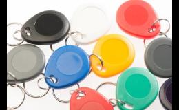 IdentCore s.r.o.: čipové klíčenky, náramky, plastové a čipové karty