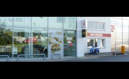 Servis vozů Škoda Renault Dacia, NEVECOM spol. s r.o.