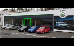 Prodej nových i předváděcích vozů Škoda, Horácké autodružstvo