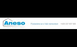 Nájemní smlouvy, zajištění úklidu, ANESO s.r.o. Správa nemovitostí Praha 6
