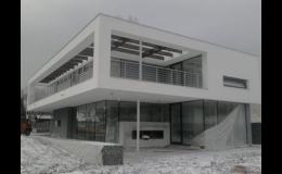 M – stavby s.r.o., Liberec: výstavby bytů, domů, opravy domů
