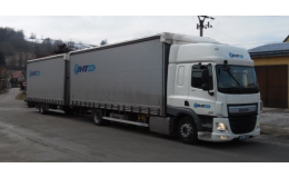 Autodoprava, spedice, logistika, JHT CZ s.r.o.