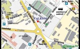 Falkom - dodávka kotelen