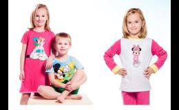 Licenční textil pro děti Cartoon Mania