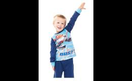 Dětský textil s potiskem Cartoon Mania