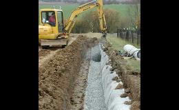 Výstavba a rekonstrukce plynovodního potrubí GLUMBÍK s.r.o., Ostrava