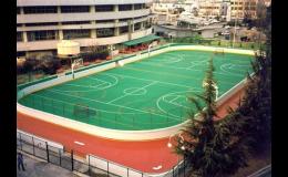 Forward tenis - sportovní stavby, víceúčelová hřiště