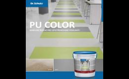 Renovace podlah, sanace povrchu, Dr.Schutz PU Color, DEMA DEKOR CZ s.r.o.