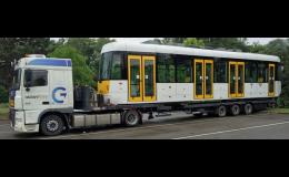 Přeprava tramvaje, Garantrans s.r.o.
