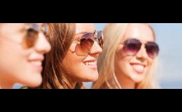 Sluneční brýle, dioptrické čočky, Oční Optika Praha 9 Ondřej Cvikr